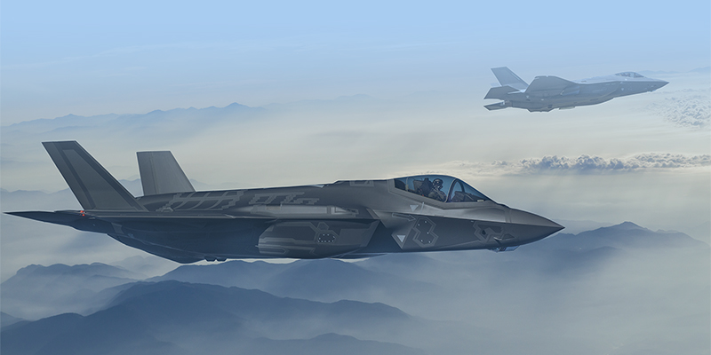 F-35 Lightning II TR3