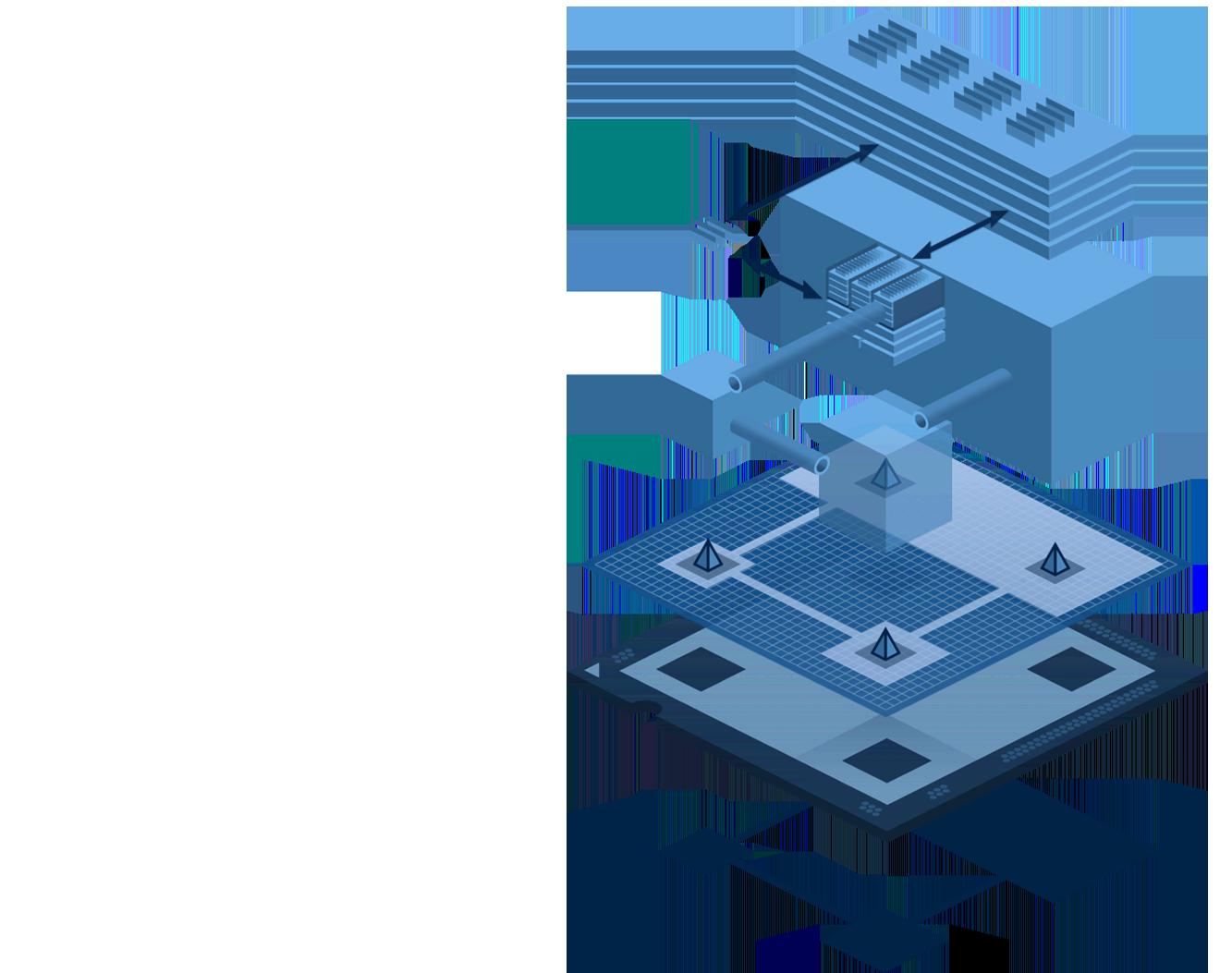 LynxMOSAic Modular Framework - Partitioned Passageways